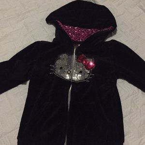 Hello kitty girl outfit